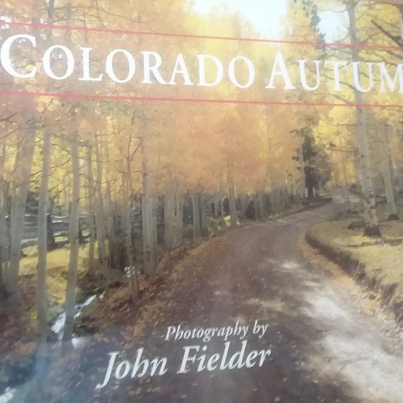 Other - Coffee Table Book Colorado Autumn
